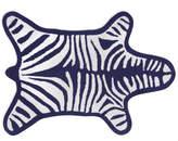 Jonathan Adler Reversible Zebra Bathmat