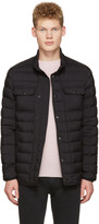 Moncler Black Down Faust Jacket