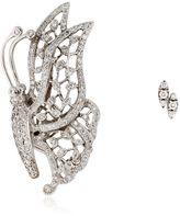 Perlota Marquise Butterfly Earrings