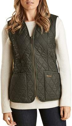 Barbour Betty Diamond-Quilted Vest