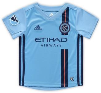 adidas New York City FC Toddler 2019 Primary Replica Jersey - Sky Blue
