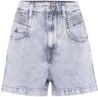 Etoile Isabel Marant Isabel Marant, étoile Hiana denim shorts