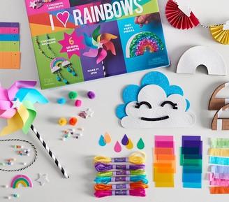 Pottery Barn Kids I Love Rainbows Craft Kit