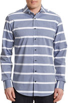 Bugatti Striped Sport Shirt