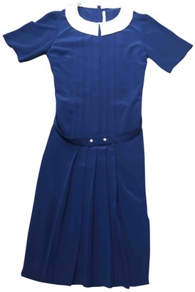 Cacharel Navy Dress for Women