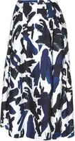 Jil Sander Biglia graphic-print midi skirt