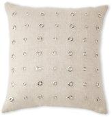 cloud 9 Silver Grommet Pillow