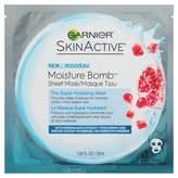 Garnier SkinActive® Moisture Bomb Hydrating Face Sheet Mask