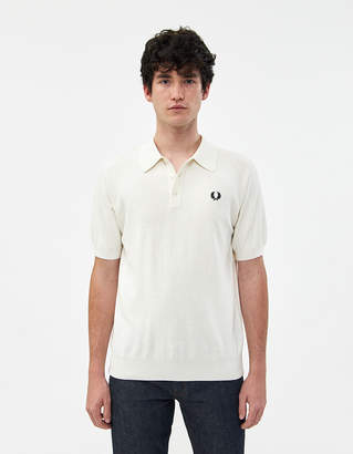 Fred Perry Raglan Sleeve Knit Shirt