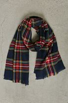 Forever 21 Men Plaid Flannel Scarf