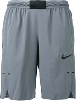 Nike classic basketball shorts - women - Polyester - XS