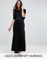 ASOS Maternity - Nursing ASOS Maternity NURSING Double Layer Maxi Dress