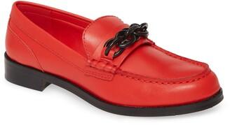 Calvin Klein Sirah Chain Loafer
