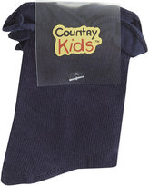 Country Kids Pima cotton ruffle socks 3-8 years