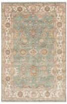 "Ecarpetgallery Royal Ushak Hand-Knotted Wool Rug (5'11"" x 9'0"")"
