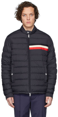 Moncler Navy Down Yeres Jacket
