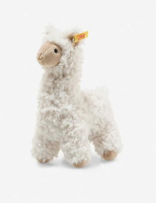 Steiff Leandro llama soft toy 19cm
