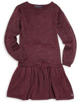 Lili Gaufrette Toddler's & Little Girl's Long Sleeve Dress