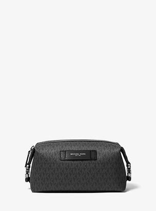 Michael Kors Logo Travel Case - Black