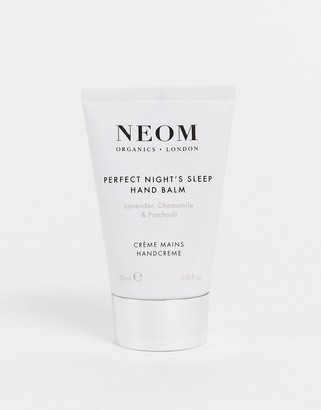 Neom Perfect Night's Lavender Camomile & Patchouli Sleep Hand Balm