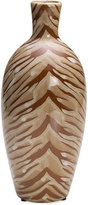 Mikasa Bombay Safari Ceramic Vase, 12