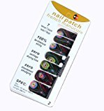 350buy Finger & Toe Nail Art Beautiful Peacock feather DECAL Foil Wraps