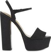 Aldo Dayana glitter heeled sandals