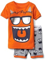 Gap Monster pal short sleep set