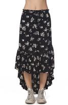 Rip Curl Women's Lakehouse Ruffle High/low Skirt