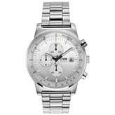 Storm Conex Silver Chronograph Watch