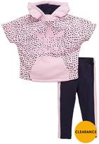 adidas Baby Girl Nomad Hoody/leggings Set