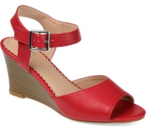 Journee Collection Women's Ricci Wedge Women's Shoes