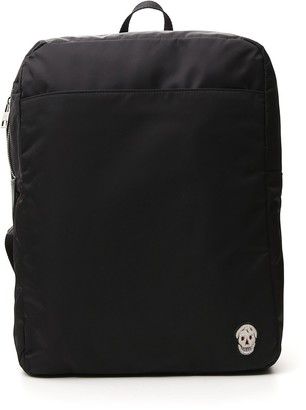 Alexander McQueen Skull Patch Backpack