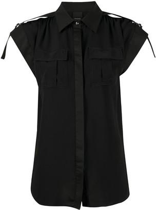 Pinko Dottie short sleeved shirt