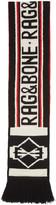 Rag & Bone Tricolor Matthew Scarf