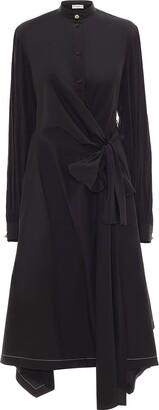 J.W.Anderson Wrap-Style Shirt Dress