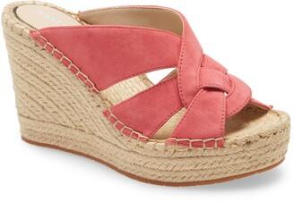 Kenneth Cole New York Olivia Platform Slide Sandal