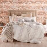 Peri Home Cut Geo Comforter & Sham Set
