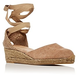 Castaner Women's Carina Espadrille Wedge Sandals