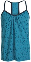 Hatley Little Blue House by Music Notes Pajama Tank Top (For Big Girls)