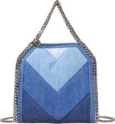 Stella McCartney Eco Denim Mini Bella bag