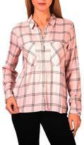 Tom Tailor Fluent double check blouse