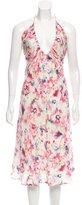 Vanessa Bruno Silk Midi Dress