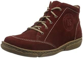 Josef Seibel Women's Neele 01 Low-Top Sneakers Red Size: 8