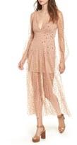 For Love & Lemons Women's All That Glitters Midi Dress
