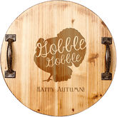 Cathy's Concepts CATHYS CONCEPTS Personalized Turkey Wood Serving Tray