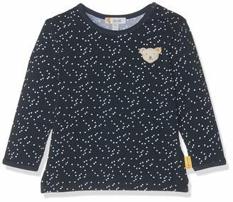 Steiff Baby Girls' T-Shirt Long Sleeve Top