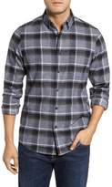 Nordstrom Men's Big & Tall Regular Fit Plaid Flannel Shirt
