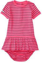 Ralph Lauren Girl Striped Knit Dress & Bloomer