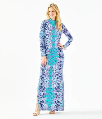 Lilly Pulitzer Nikia High Neck Maxi Dress